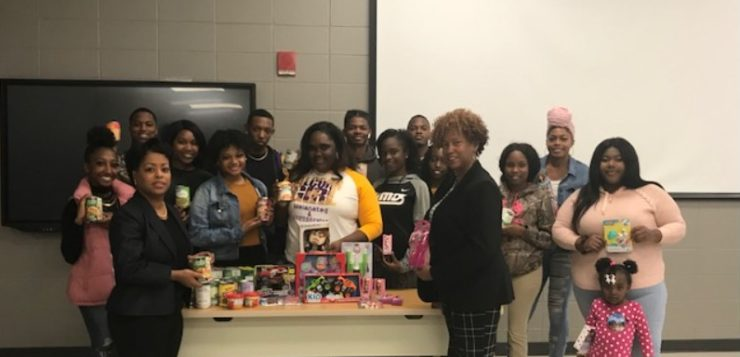 Agriculture Students Excel in Holiday Service Project