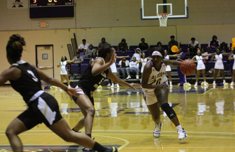 Lady Braves Sting Lady Hornets in 73-63 Win