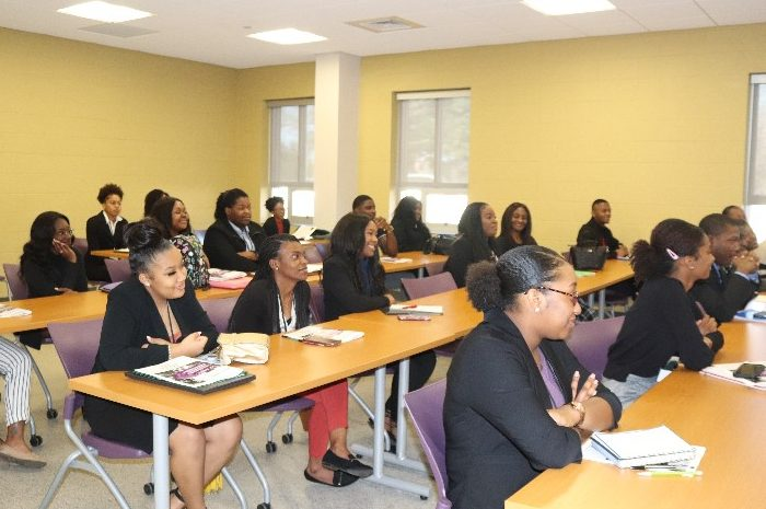 Office of Career Services Hosts Career and Internship Expo