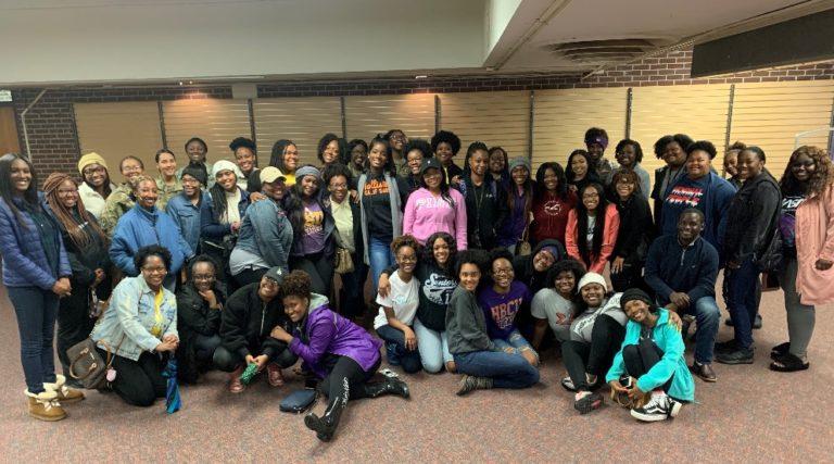 Girl's Coalition Hosts 'Living in My Melanin' Event