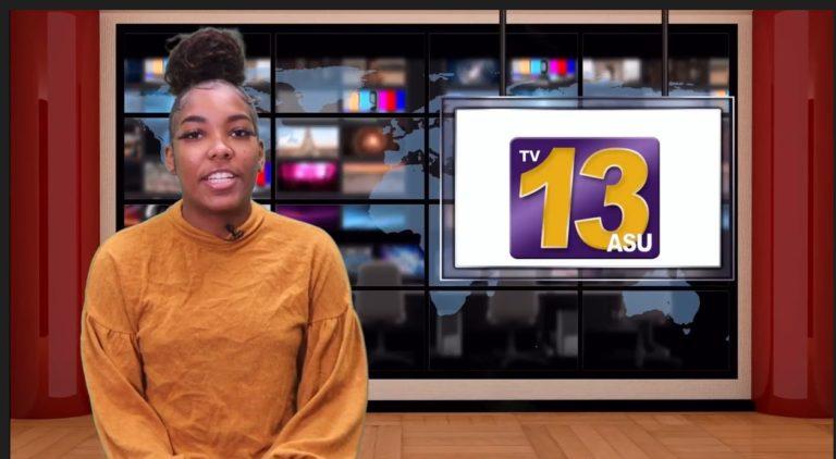 ASU TV-13 News Brief (February 21, 2020)
