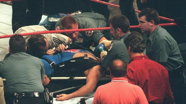 Here's Why Owen Hart's Death Was No Accident