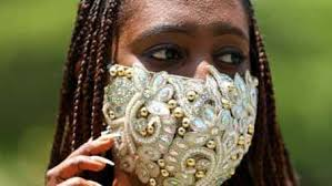How to Wear a Mask with Style