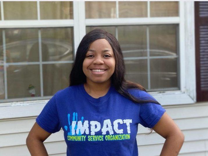 T'Amber Butler: Making an Impact
