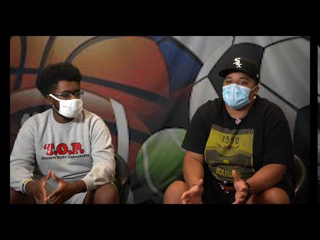 'Hustle 2.0' featuring Ryan Sayles and Drakkar Francois (October 15, 2020)