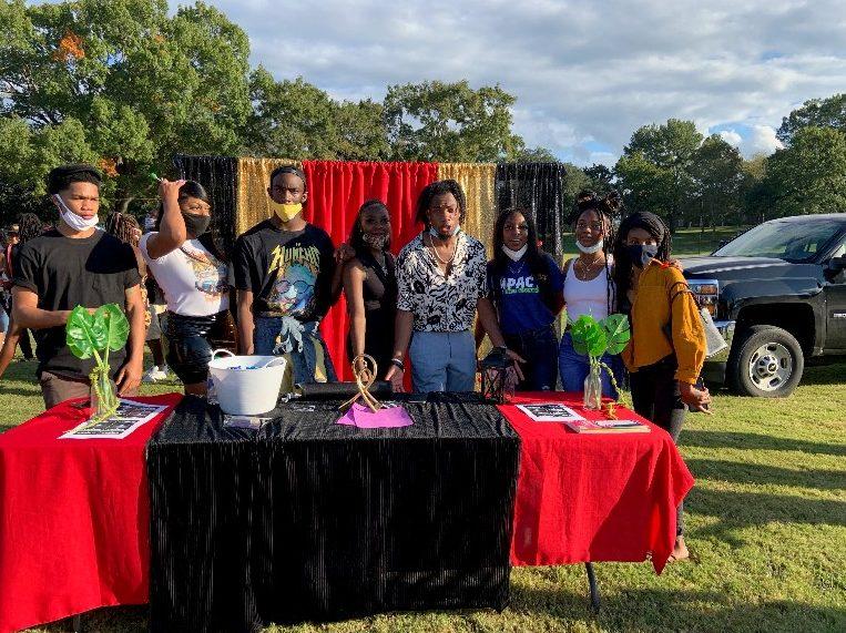 SGA Holds Organizational Fair
