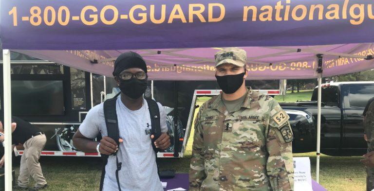 ROTC Hosts Veteran's Day Gaming Challenge
