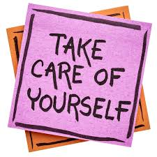 Take the Day Off (Self Care)