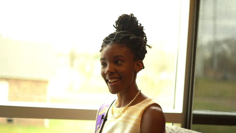 Destyni Bowie's Interview with Miss Alcorn State University 2020-2021, Taea Jackson