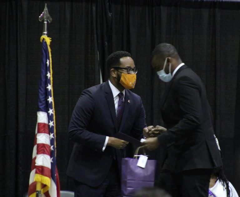 Alcorn Holds 82nd Annual Honors Convocation