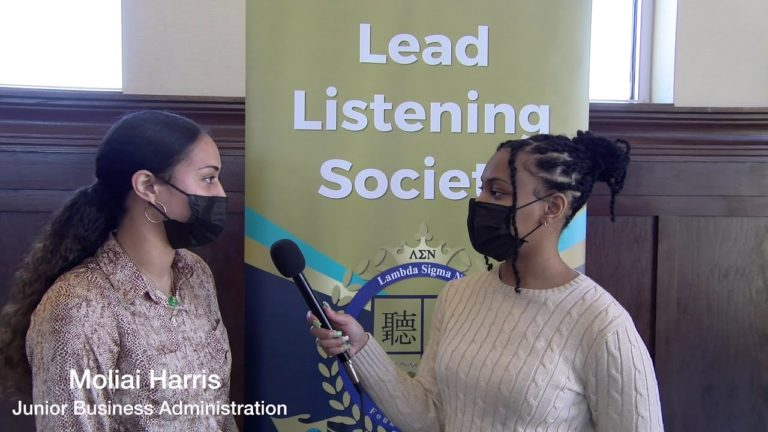 The Lead Listening Society Inducts Newest Members