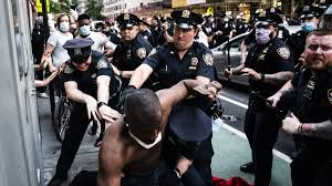 Why do police resort to excessive force?