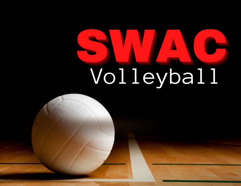 Lady Braves Lose to Pine Bluff in SWAC Volleyball Tournament