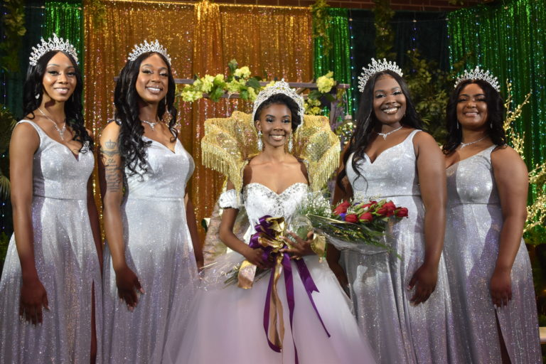 An Enchanted Night for the 94th Miss Alcorn State University 2020-2021, Taea Jackson