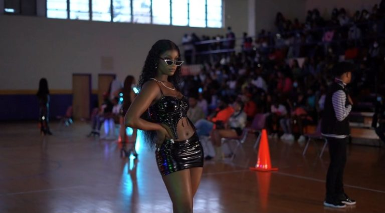The T.R.E.N.D. Modeling Squad Presents 'Street Couture'
