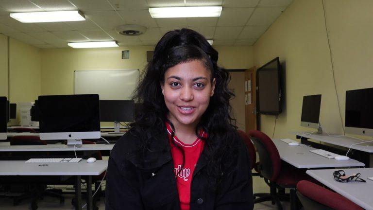 Jordan Lampley Interviewing Heather Almekdad