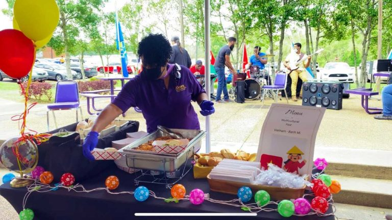 Office of Global Programs Holds Its Annual Multicultural Festival