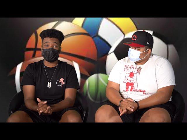 The 'Hustle 2.0' Show starring Ryan Sayles and Drakkar Francois (E9) (May 3, 2021)