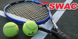 SWAC Tennis Standings