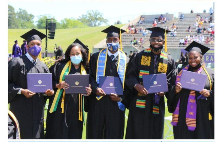 Alcorn Announces Spring 2021 Graduates