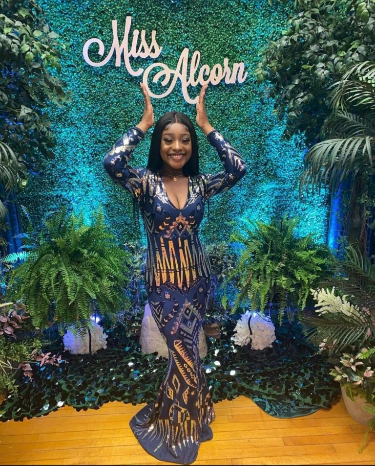 James Becomes 95th Miss Alcorn State University 2021-2022