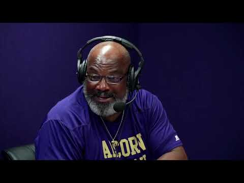 The Coach Fred McNair Radio Show on WPRL 91.7 FM (S5 E1) (Shot by Cedric Tillman)