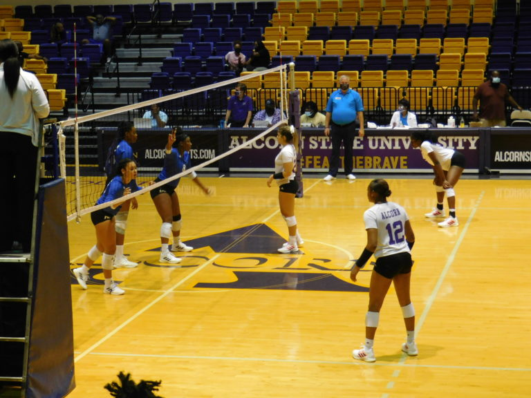 Lady Braves Lose Home Opener