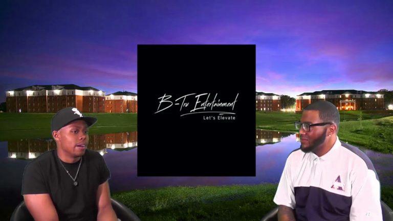 Joshua Harvey Interviewing Brian Jackson