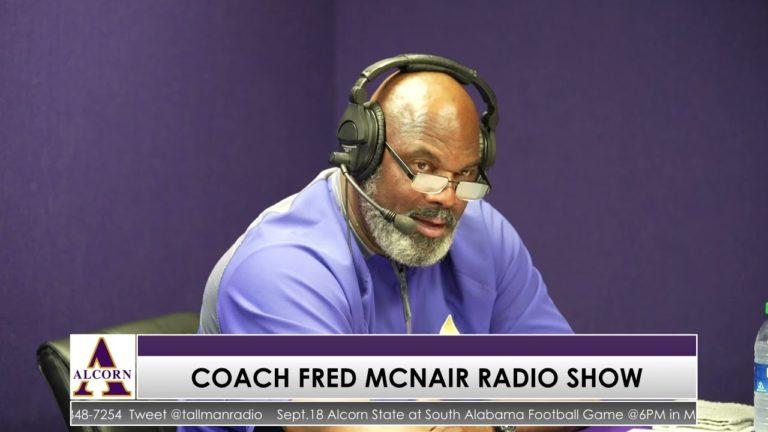 The Coach Fred McNair Radio Show on WPRL 91.7 FM (S5 E2) (Shot by Cedric Tillman)